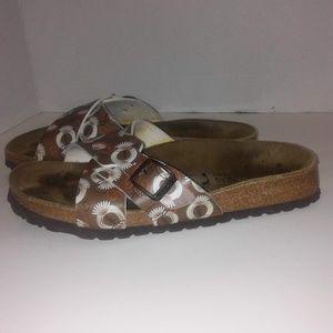 Birkenstock Birki's Sandals 38 Ex Cond